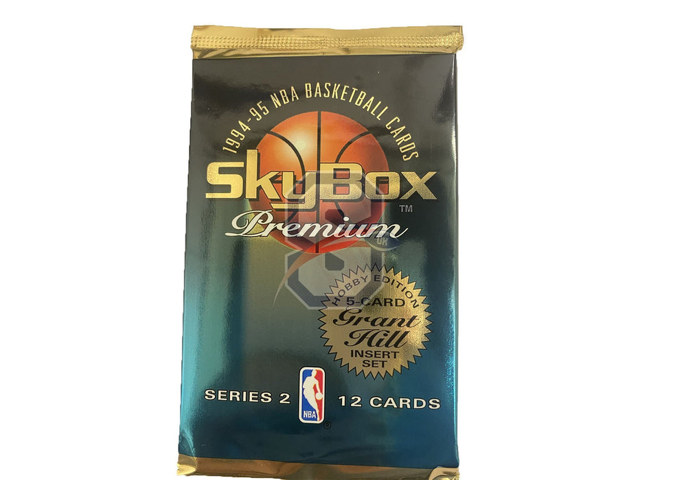 1994/95 Skybox Premium Series 2 Basketball Hobby Pack
