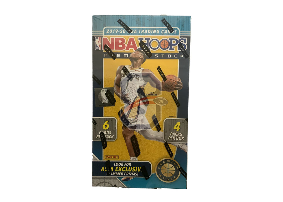 2019/20 Panini Hoops Premium Stock Basketball Tmall Hobby Box