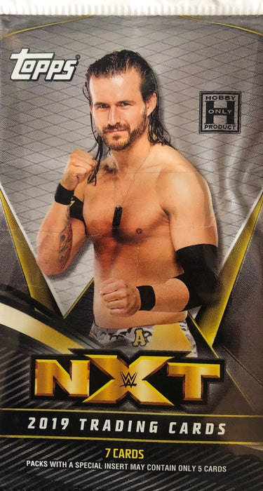 2019 Topps WWE NXT Wrestling Hobby Pack - Sports Trading Cards UK