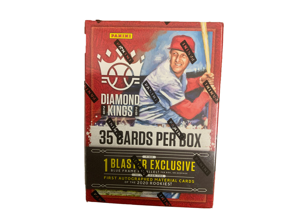 2020 Diamond Kings Baseball Blaster Box