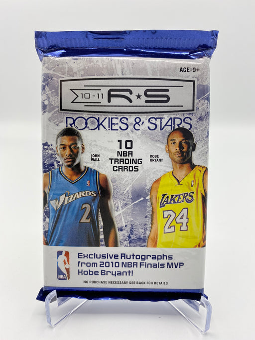 2010-11 Panini Rookies & Stars Basketball Retail Pack - Sports Trading Cards UK