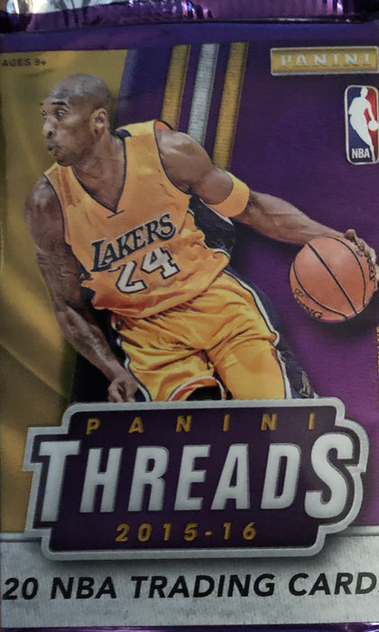 2015-16 Panini Threads Basketball Blaster Pack w/ 2 Hits Per Pack - Sports Trading Cards UK