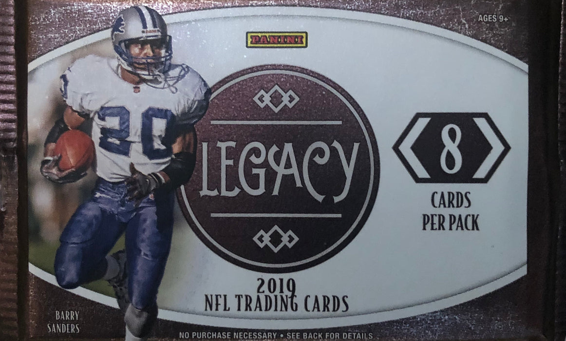 2019 Panini Legacy Football Hobby Pack - Sports Trading Cards UK
