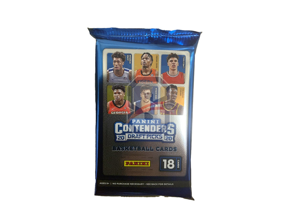 2020/21 Panini Contenders Draft Picks Collegiate Basketball Hobby Pack