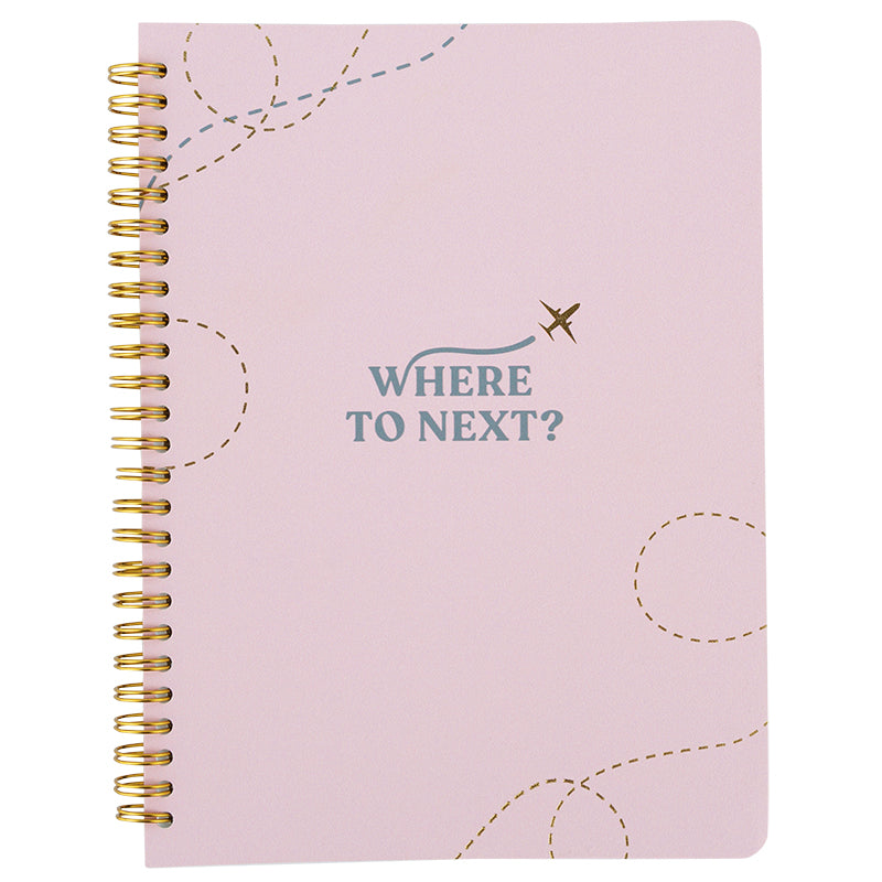 Where to Next Notebook