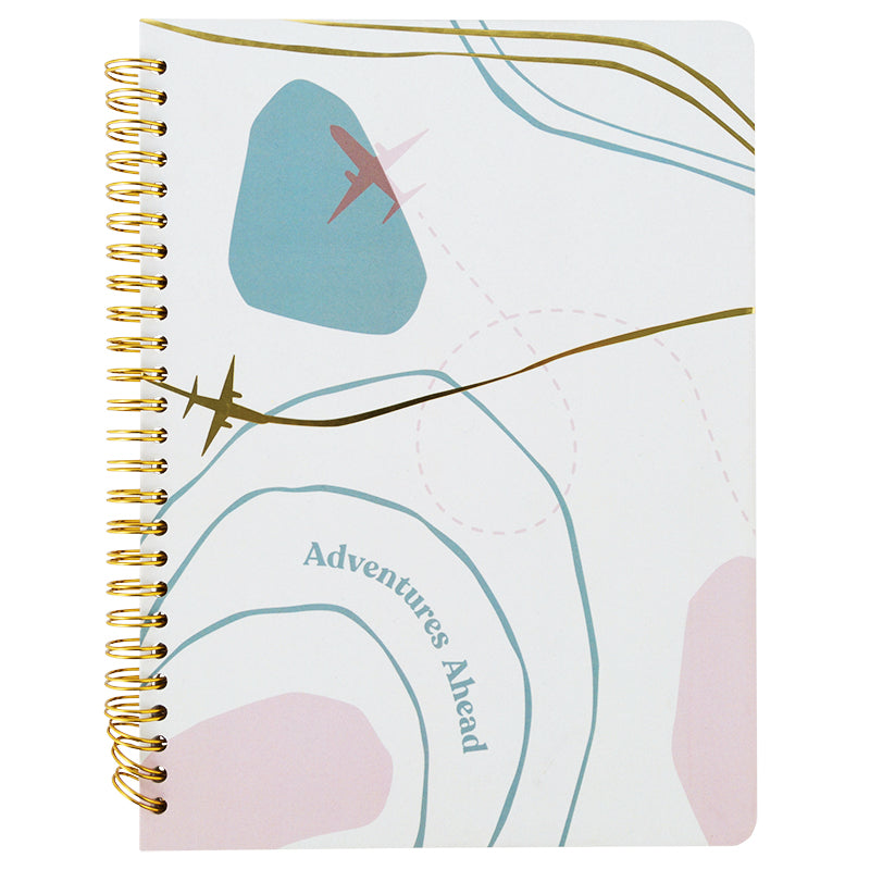 Adventures Ahead Notebook