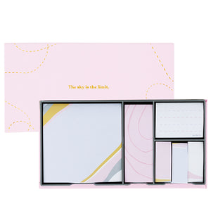 Sticky Note Stationary Set