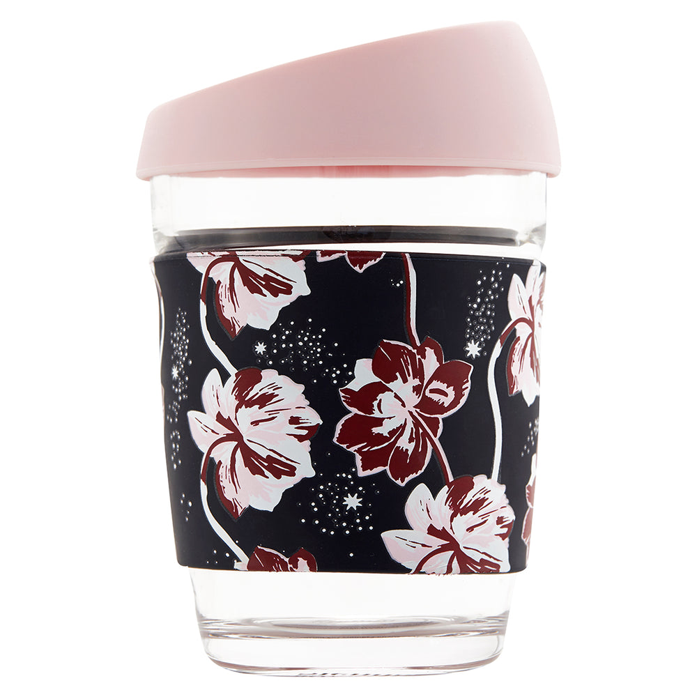 Floral Twilight To-Go Mug