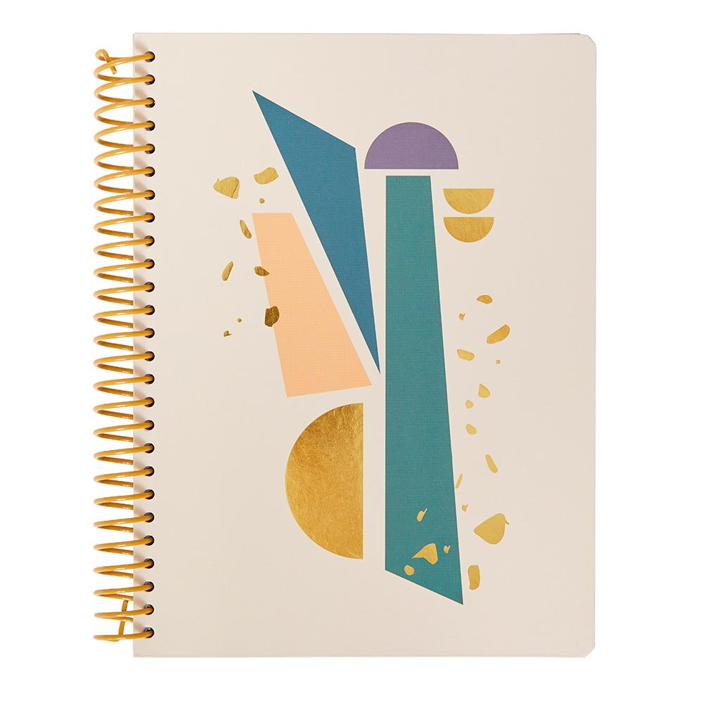 Graphic Impact Spiral Notebook
