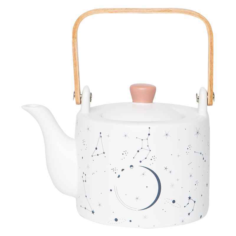 Starry Skies Mug and Teapot Set