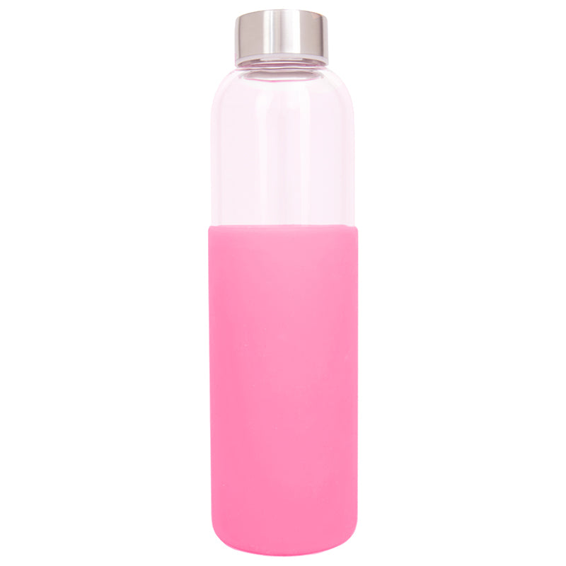 Isaac Mizrahi Loves xo, Sienna Fruity Fun Glass Water Bottle