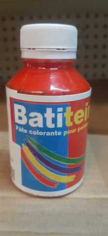 Colorant Universelle 135 GR - ROUGE