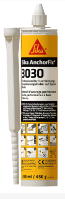 SIKA AnchorFix 3030 Comp A+B - Cart 300 ml