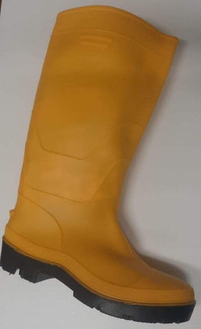 Botte Securite ZL-5013 PVC JAUNE 46