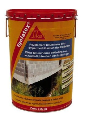 IGOLATEX Anti Termites Seau de 20 Kg