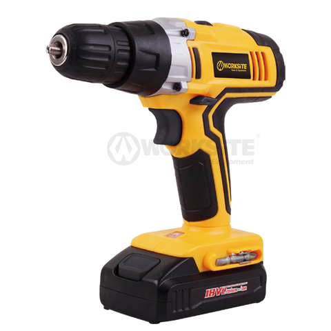 Perceuse Vissseuse 18V Ni-Cd WORKSITE