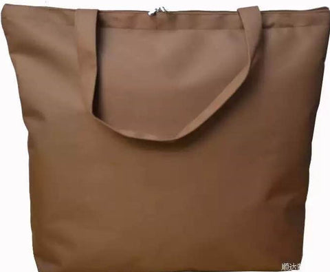 Sac de Shopping MARRON - BROWN