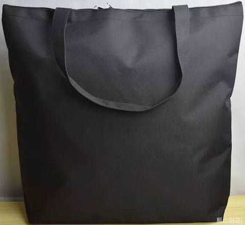Sac de Shopping NOIR - BLACK