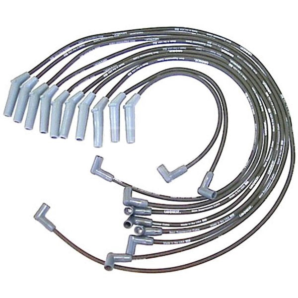 Spark Plug Ignition Wire Set Viper 8.0L 92-02