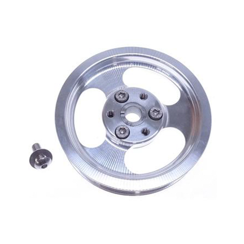 Power Steering Pump Pulley Billet Viper 92-02