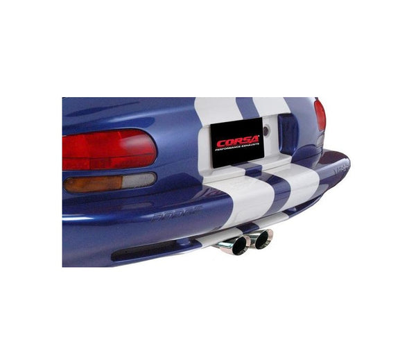 Corsa Cat Back Exhaust System Viper 96-02