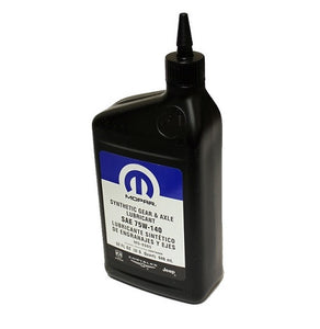 Differential Gear Lubricant Synthetic Oil 75W-140 Viper OEM
