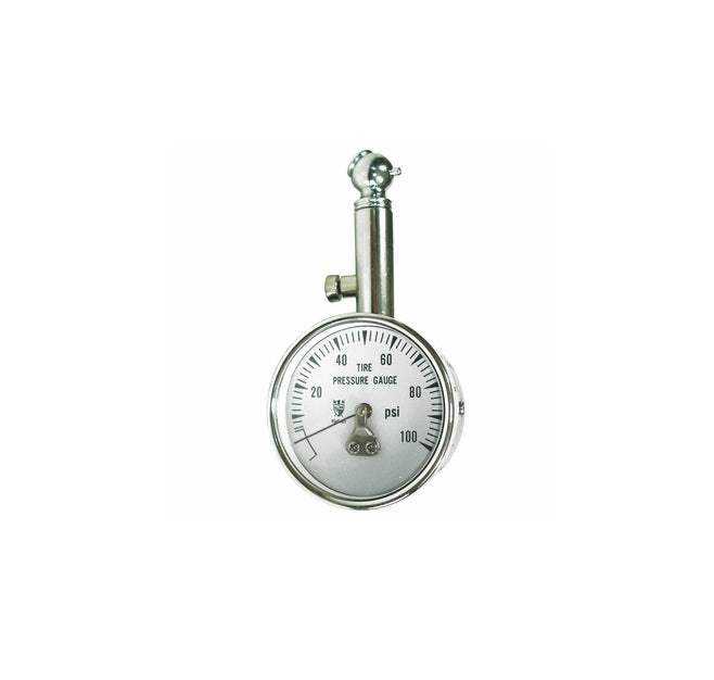 Tire Pressure Gauge 0-100 PSI