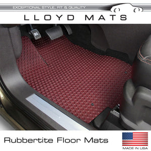 Lloyd RubberTite Mats