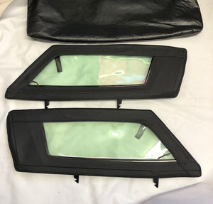 Viper Side Window Curtain Set 1992 Gen 1 Early Style