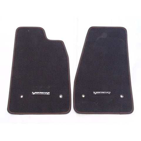 Floor Mat Set Black Viper 13-17 OEM