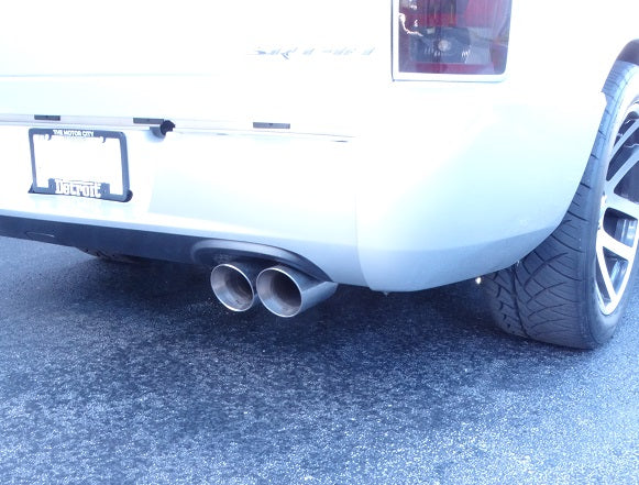 Magnaflow Cat Back Exhaust System Ram SRT10 8.3L