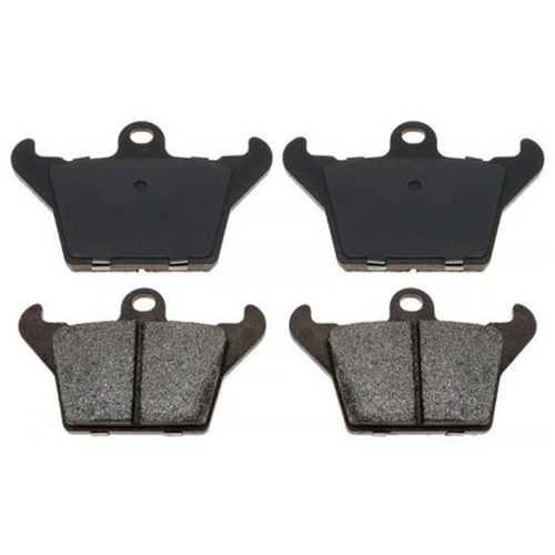Parking Brake Pad Set Rear Viper 03-17