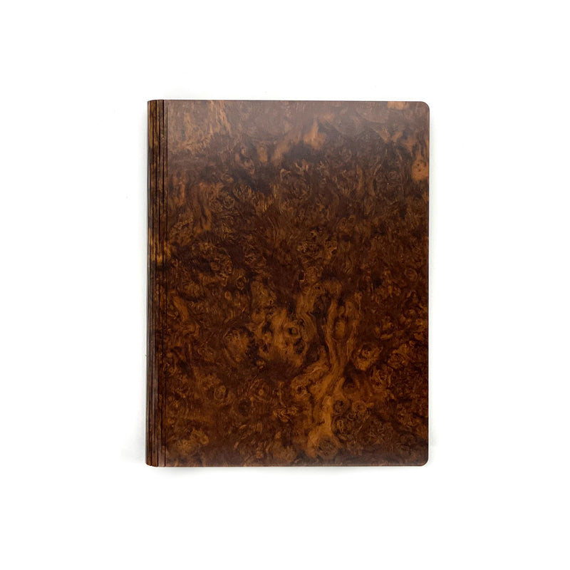 B5 Oak Brown Burr