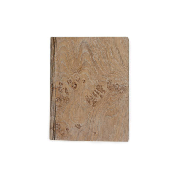 Oak Pippy Limed - Bark & Rock