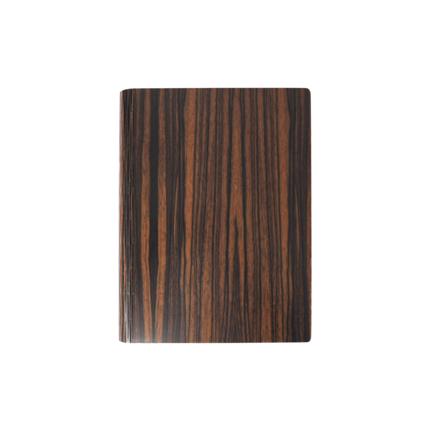 Bark & Rock Ebony Amara Wood Luxury Journal