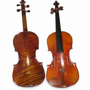 Step-Up String Instruments