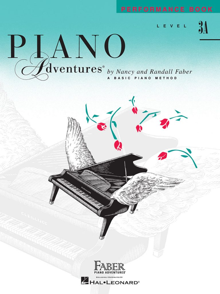 Copy of Piano Adventures® Level 3A Performance Book