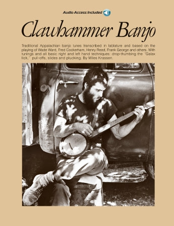 Clawhammer Banjo
