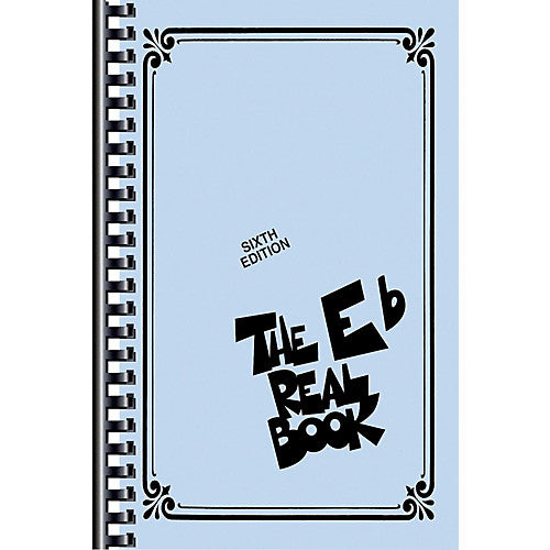The Real Book Eb, Sixth Edition