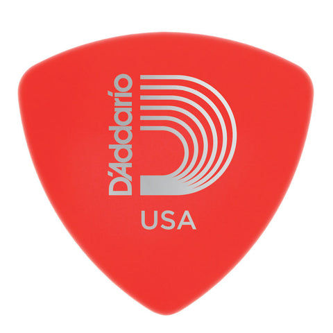 D'Addario Duralin Guitar Picks, Super Light, Wide Shape