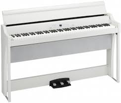 Korg C1 Air White Digital Piano