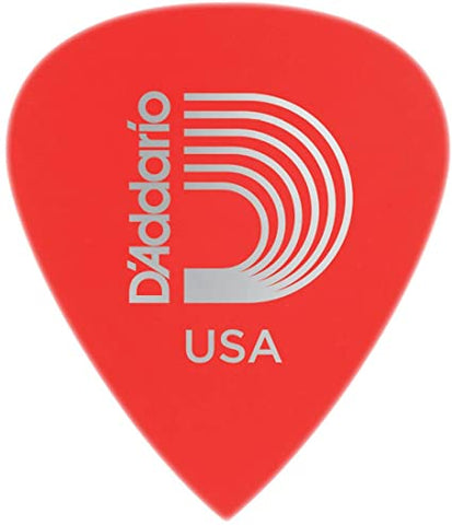 D'Addario Duralin Precision Guitar Picks, Super Light