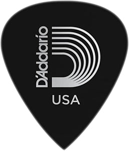 D'Addario Duralin Precision Guitar Picks, Extra Heavy