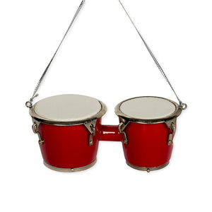 Red Bongo Ornament