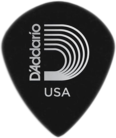 D'Addario Black Ice Guitar Picks, Extra-Heavy