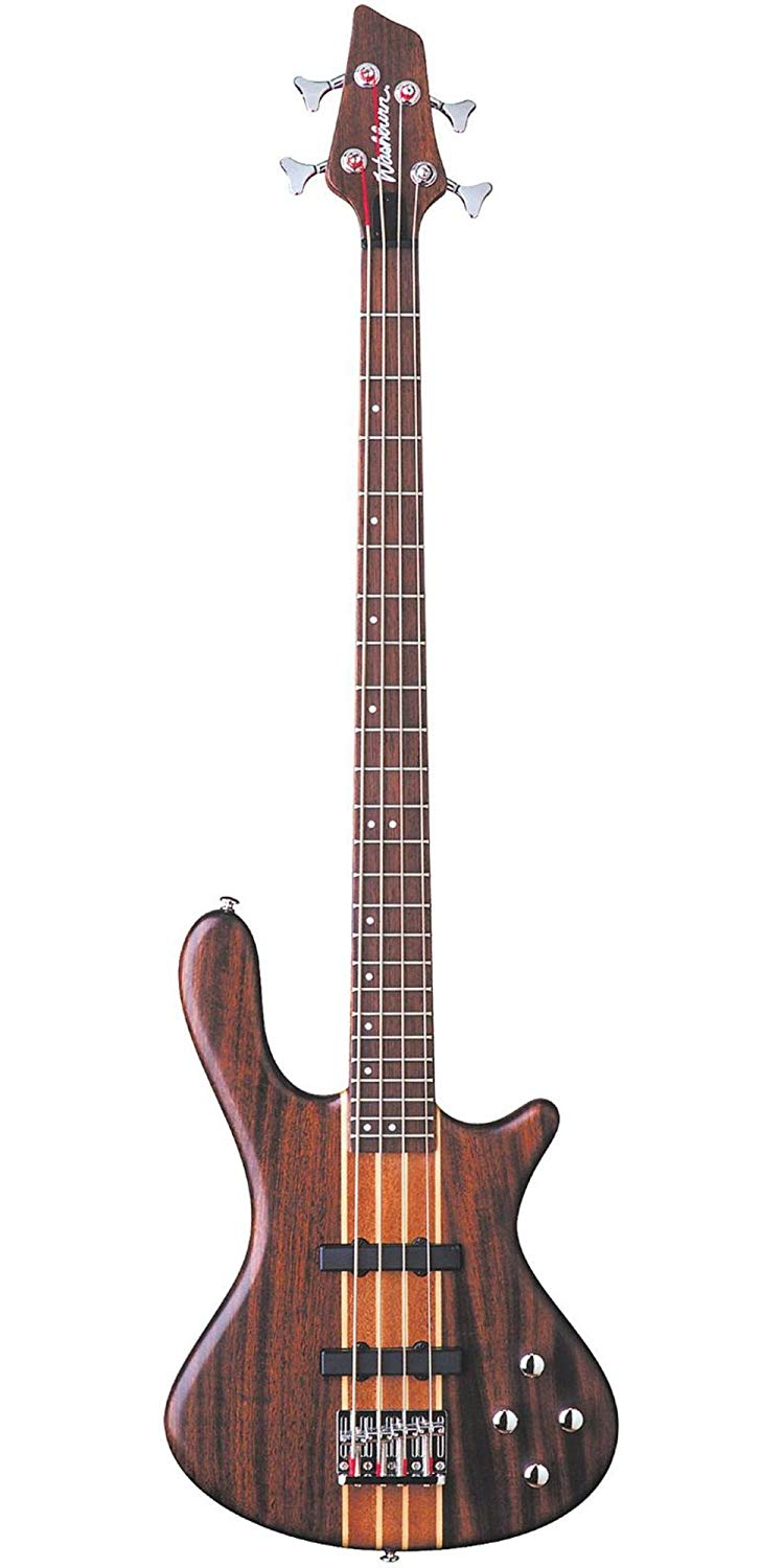 Washburn T24NMK Taurus Series Electric Bass Guitar with Gig Bag