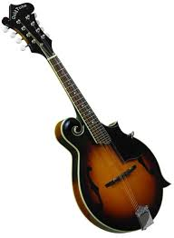 Gold Tone GM-35: F-Style Mandolin with Case
