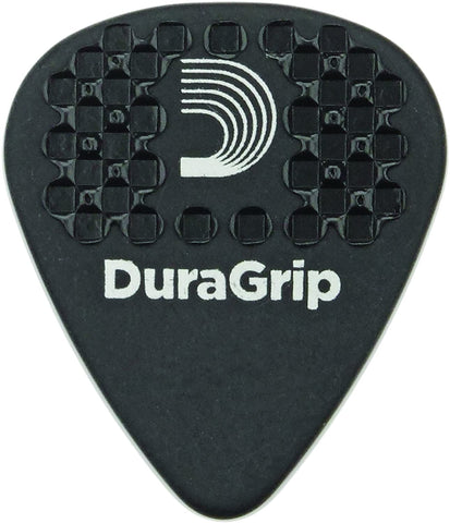 D'Addario DuraGrip Guitar Picks, Extra Heavy