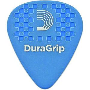 D'Addario DuraGrip Guitar Picks, Medium/Heavy