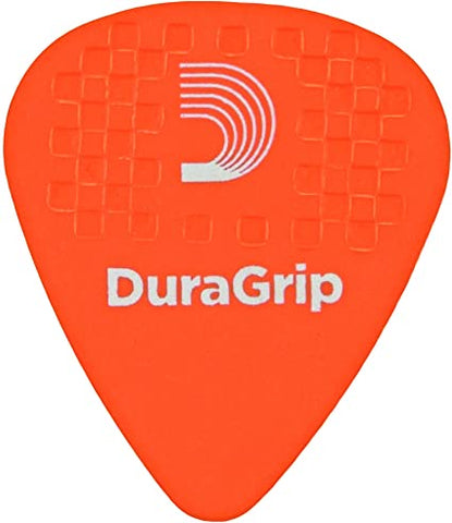 D'Addario DuraGrip Guitar Picks, Light